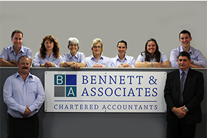 Bennett & Associates Team